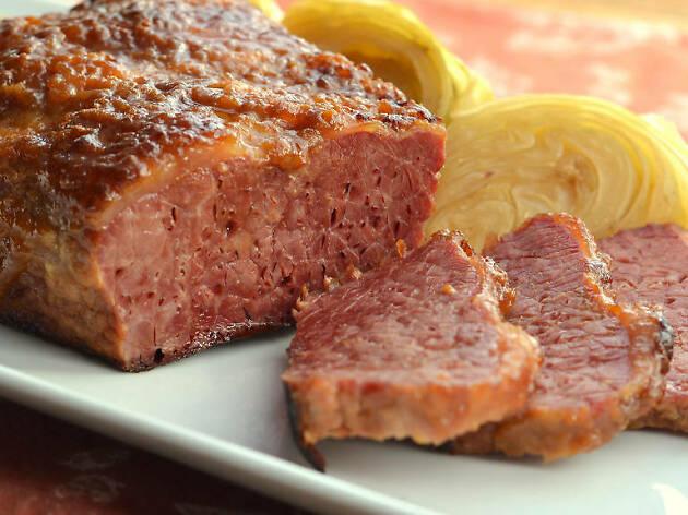 Día de San Patricio con corned beef en CDMX