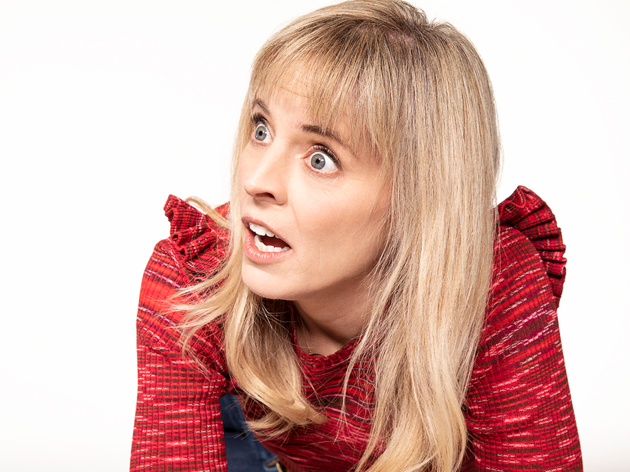 Maria Bamford: The Irrelevant Redundancy