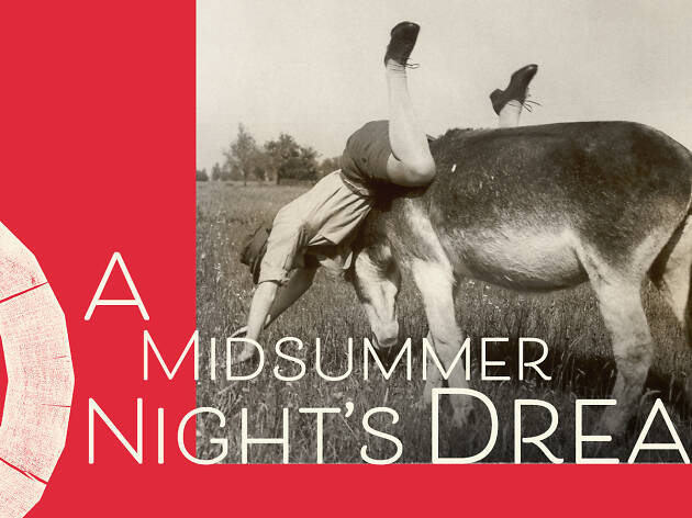 A Midsummer Night's Dream, Shakespeare's Globe 2019