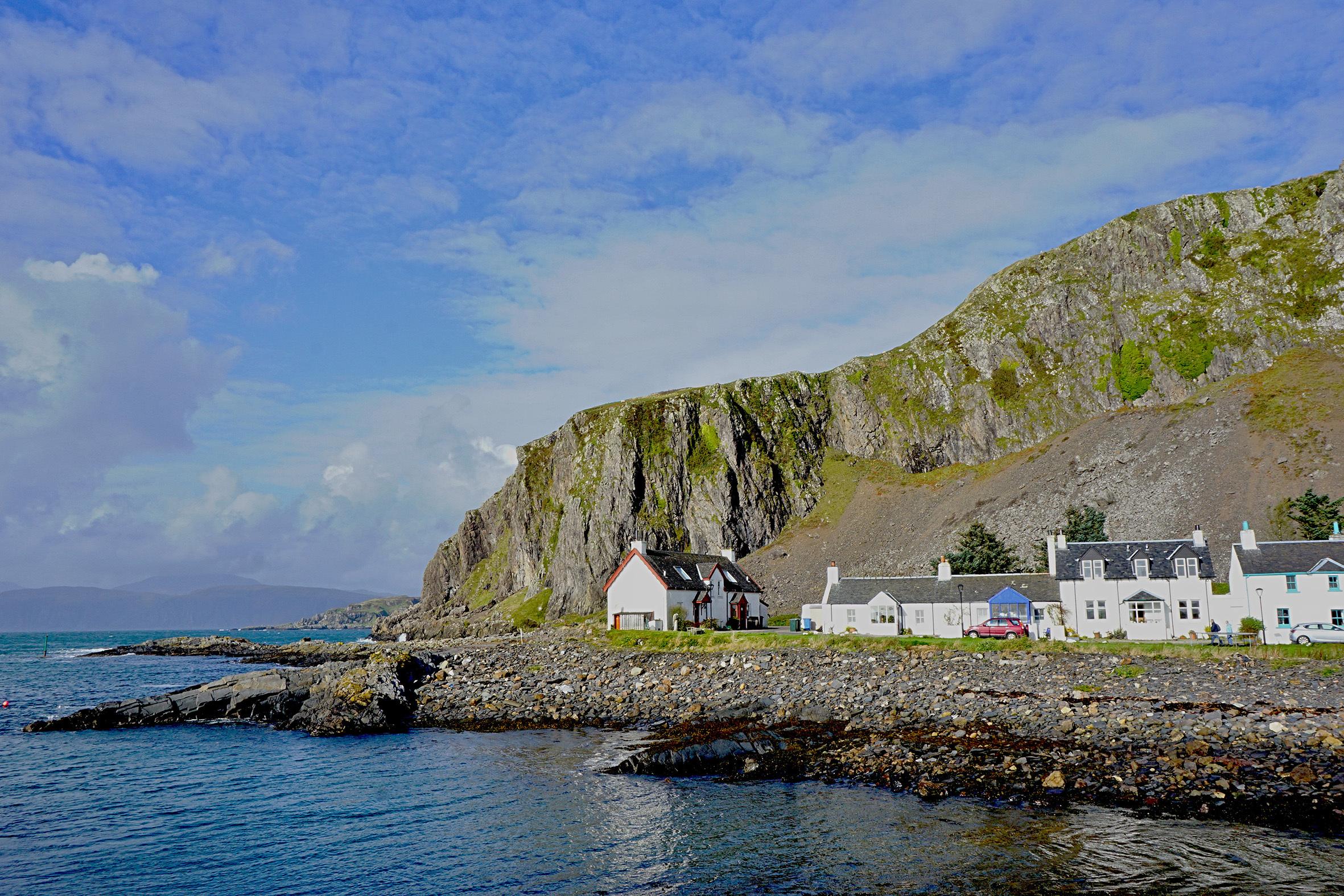 Easdale Island, Scotland