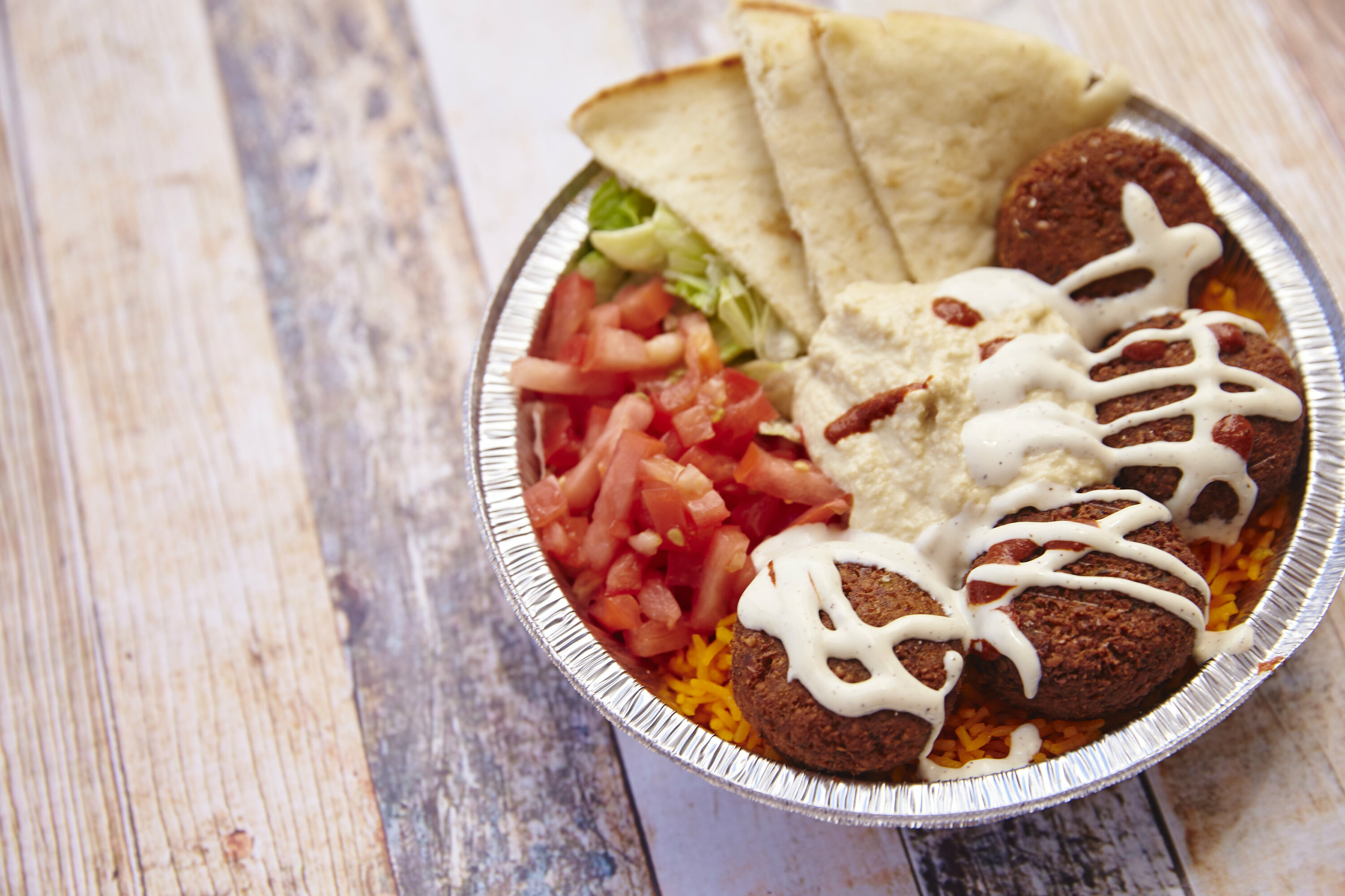 The Halal Guys Restaurants In Leicester Square London
