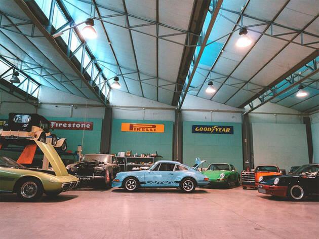 Timeless Garage