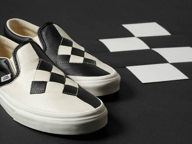 Woven Checkerboard Pack