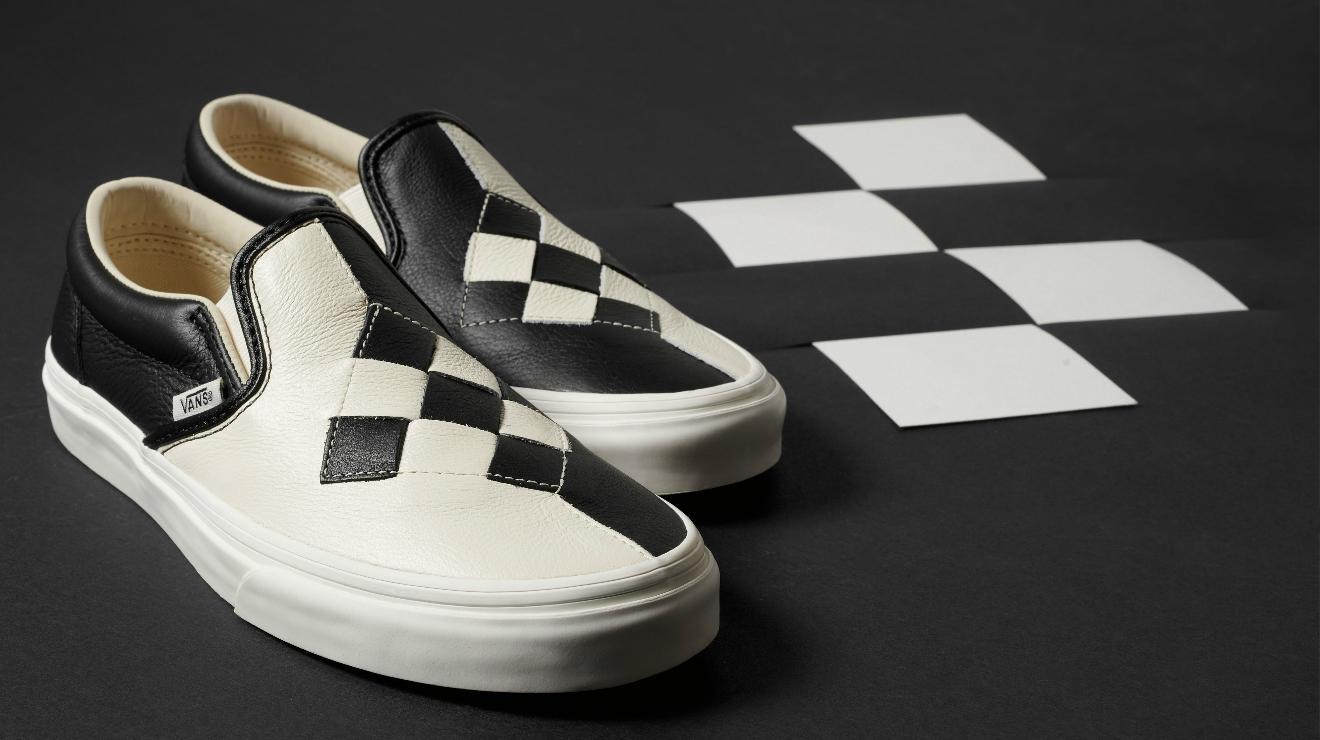 Conoce los nuevos Vans Woven Checkerboard Pack 967622bcc71