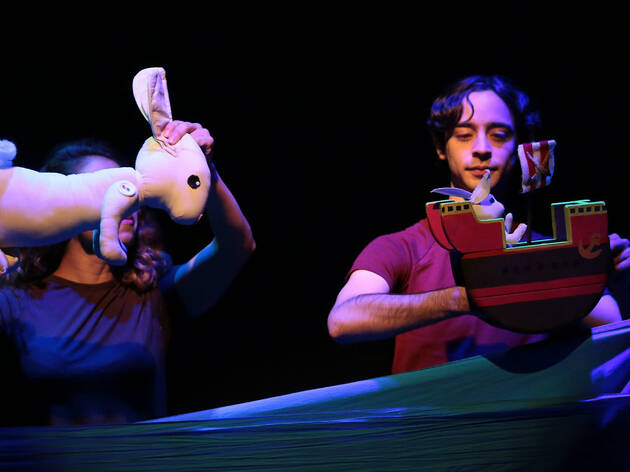 Cuentos de conejos (Foto: Cortesía de la producción)