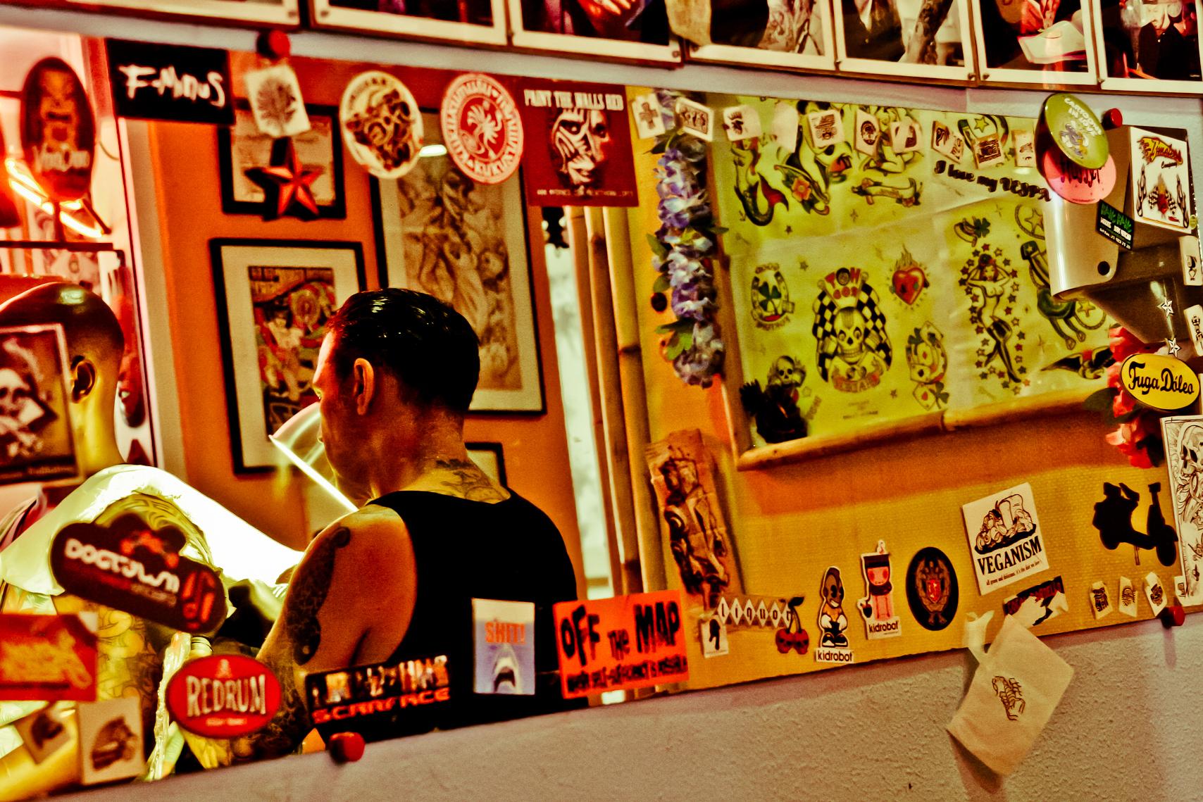 Três sítios para fazer tatuagens vintage em Lisboa