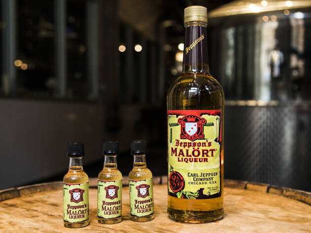 CH Distillery is making mini-bottles of Malört so that you can take the iconic liquor everywhere