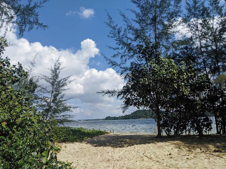 The best beautiful and hidden beaches in Singapore