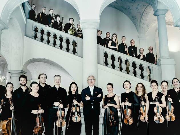 Festival del Centro Histórico (Foto: Orchester Wiener Akademie / Cortesía Festival del Centro Histórico)