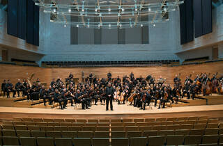 Orquesta Sinfónica de Xalapa (Foto: Orquesta Sinfónica de Xalapa / Cortesía Festival del Centro Histórico)