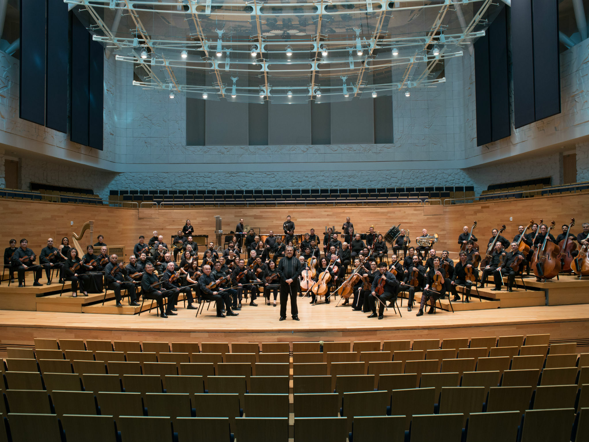 (Foto: Orquesta Sinfónica de Xalapa / Cortesía Festival del Centro Histórico)