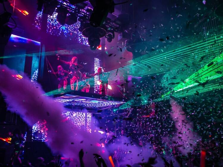 A weekend Neverland for clubbers