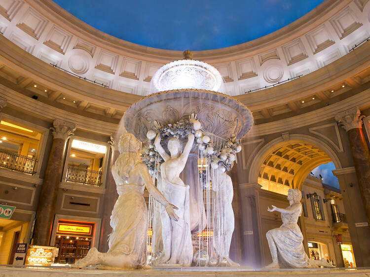 Shopping: Venus Fort