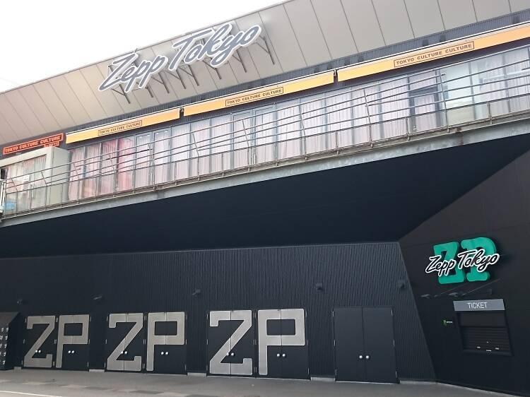 Music: Zepp Tokyo