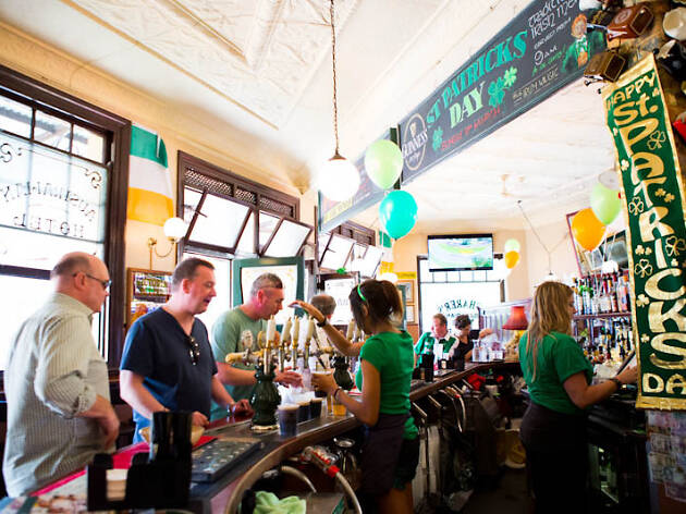 Where to drink on St Patrick's Day 2019 in Sydney