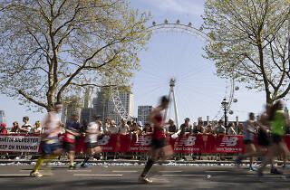 Here's how to enter the 2020 London Marathon