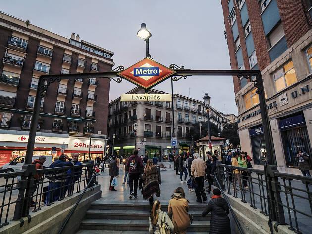 Lavapiés, Madrid