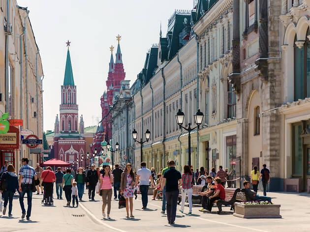 Kitay-Gorod, Moscow