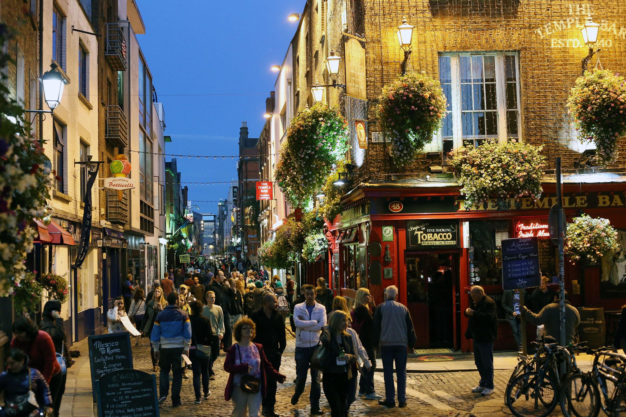 5 Dublin neighbourhoods you should check out