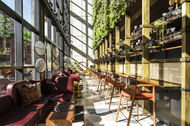 Moxy Nyc Chelsea Hotels In Chelsea New York