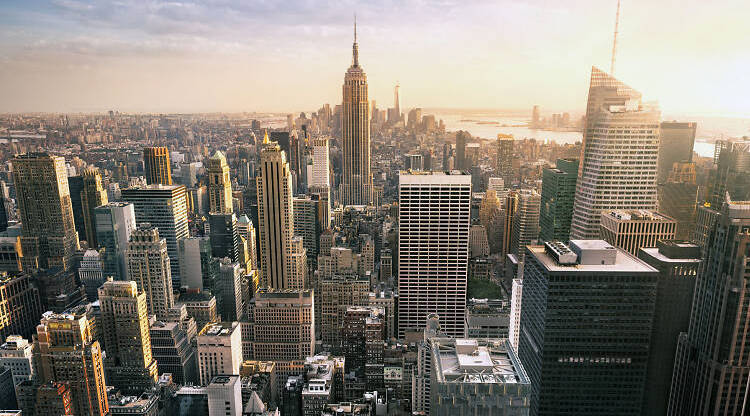 NYC was voted best city in the world in new global survey