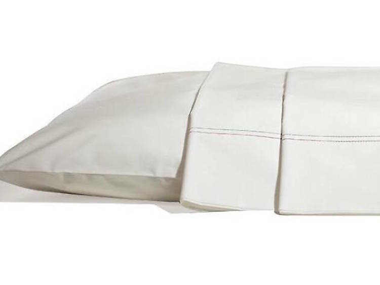 The pillow cases