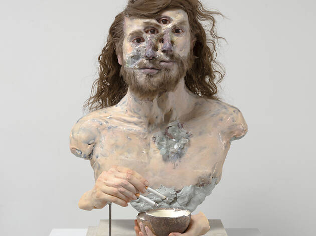 David Altmejd: The Vibrating Man