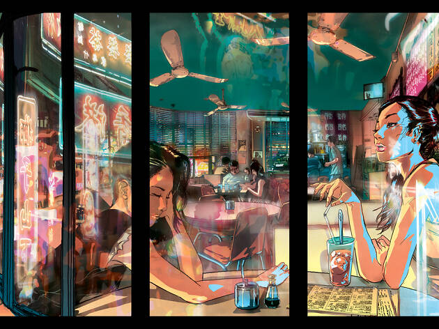 A Night Out, Jonathan Jay Lee