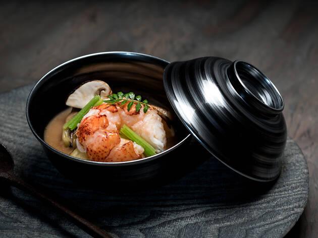 Ise-Ebi Kyoto White Miso Soup
