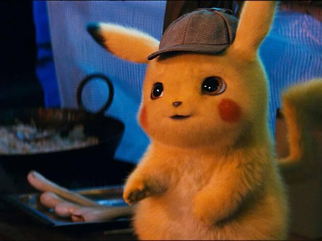 Pokemon Detective Pickachu