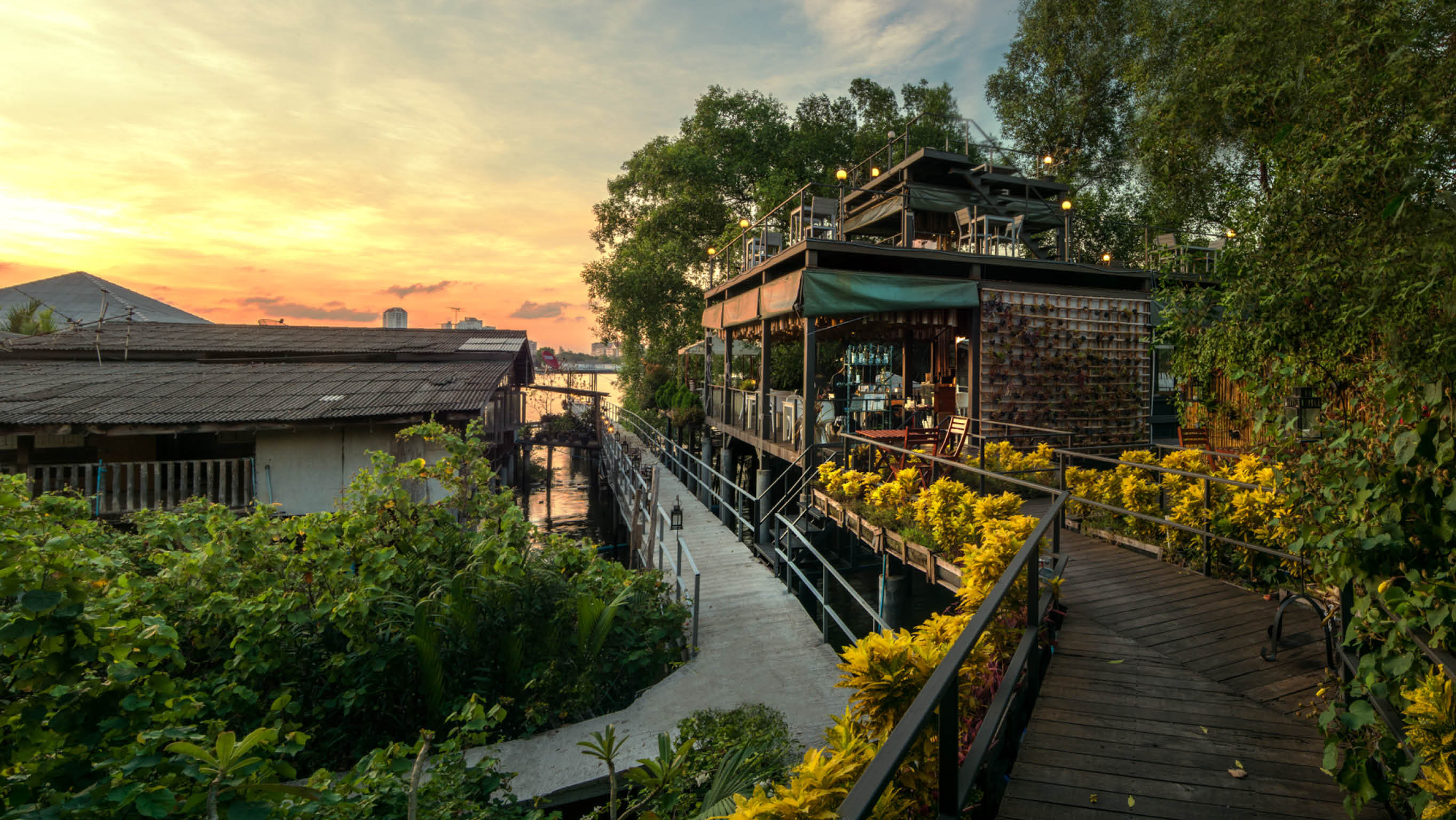 Bangkok's best places to find inner peace and recharge yourself