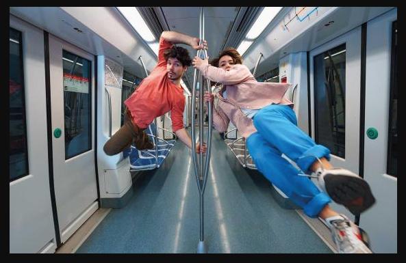 La Quinzena Metropolitana de Dansa baixa al metro!