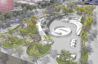 Barcelona tendrá un nuevo skatepark de 7.000 m2