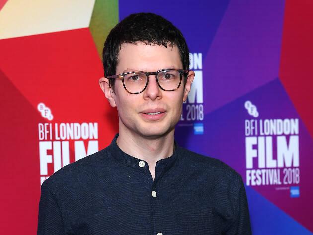 Simon Amstell at the BFI London Film Festival 2019