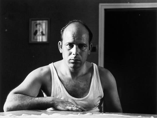 Autoretrat amb samarreta (Madrid, 1958)
