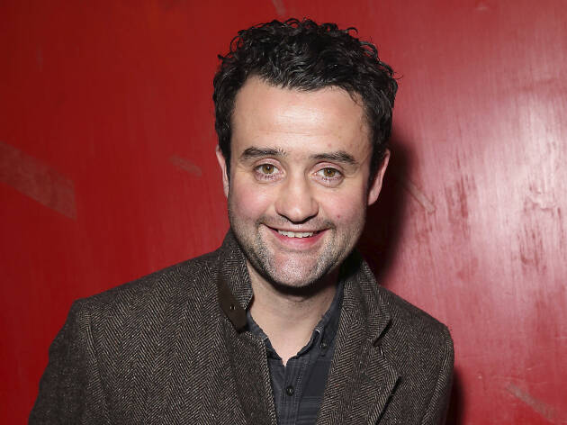 A picture of the actor Daniel Mays