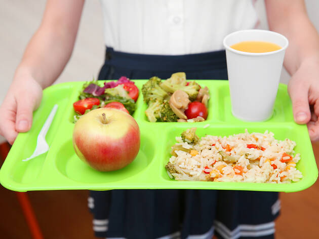 Meatless Mondays are coming to NYC schools