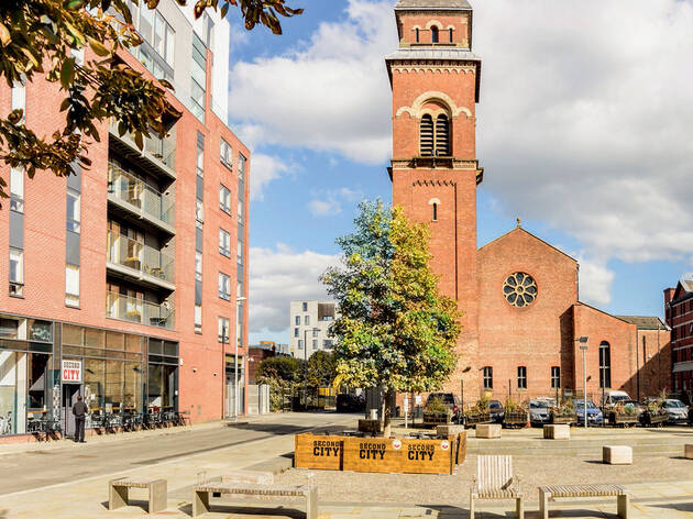 What to do, eat and see in the Ancoats neighbourhood