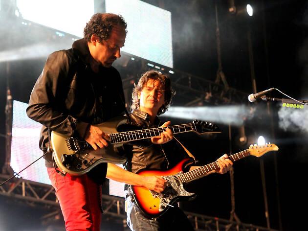 Caifanes en el Vive Latino