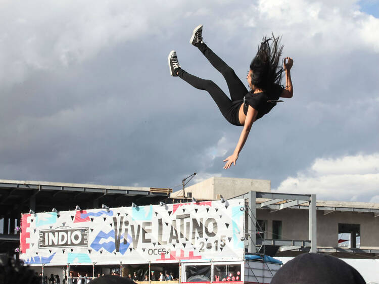 Los mejores momentos del Vive Latino