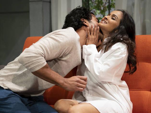 Sendhil Ramamurthy and Kavi Ladnie in Hatef**k