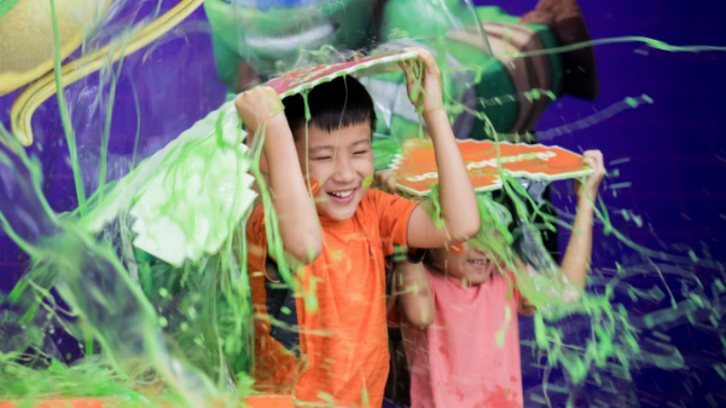 Nickelodeon's Slime Time
