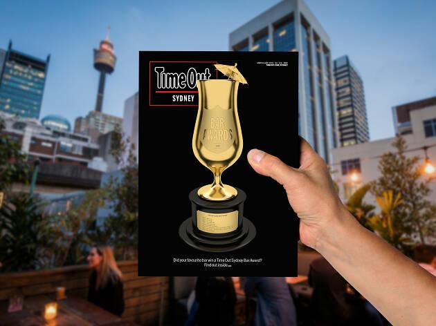 Time Out Sydney magazine