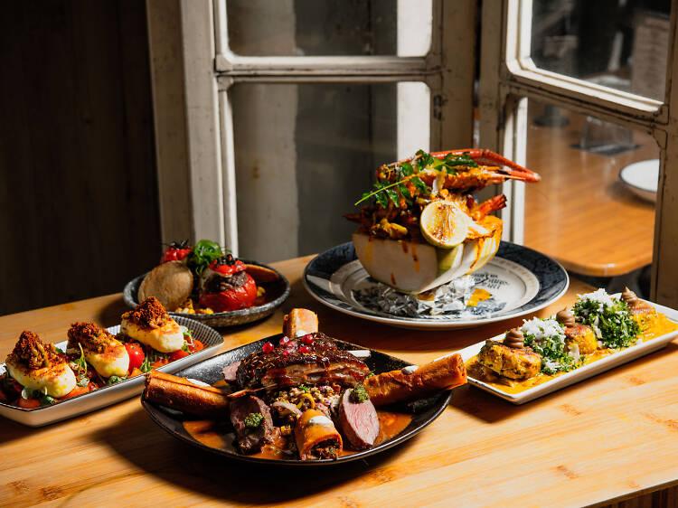 BlackSalt: cross-subcontinent cooking