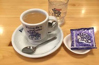 コメダコーヒーテン キタセンジュホンマチセンタードオリテン