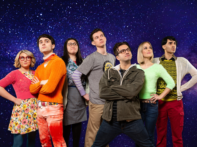 The Big Bang Theory: A Pop-Rock Musical Parody