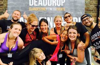 DeadDrop Chocolate Run