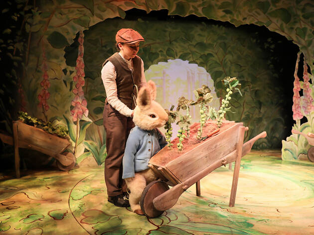 Where Is Peter Rabbit? 2019