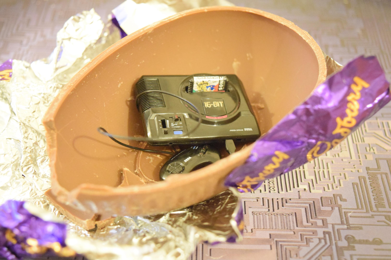 Easter Retro Gaming Bottomless Brunch