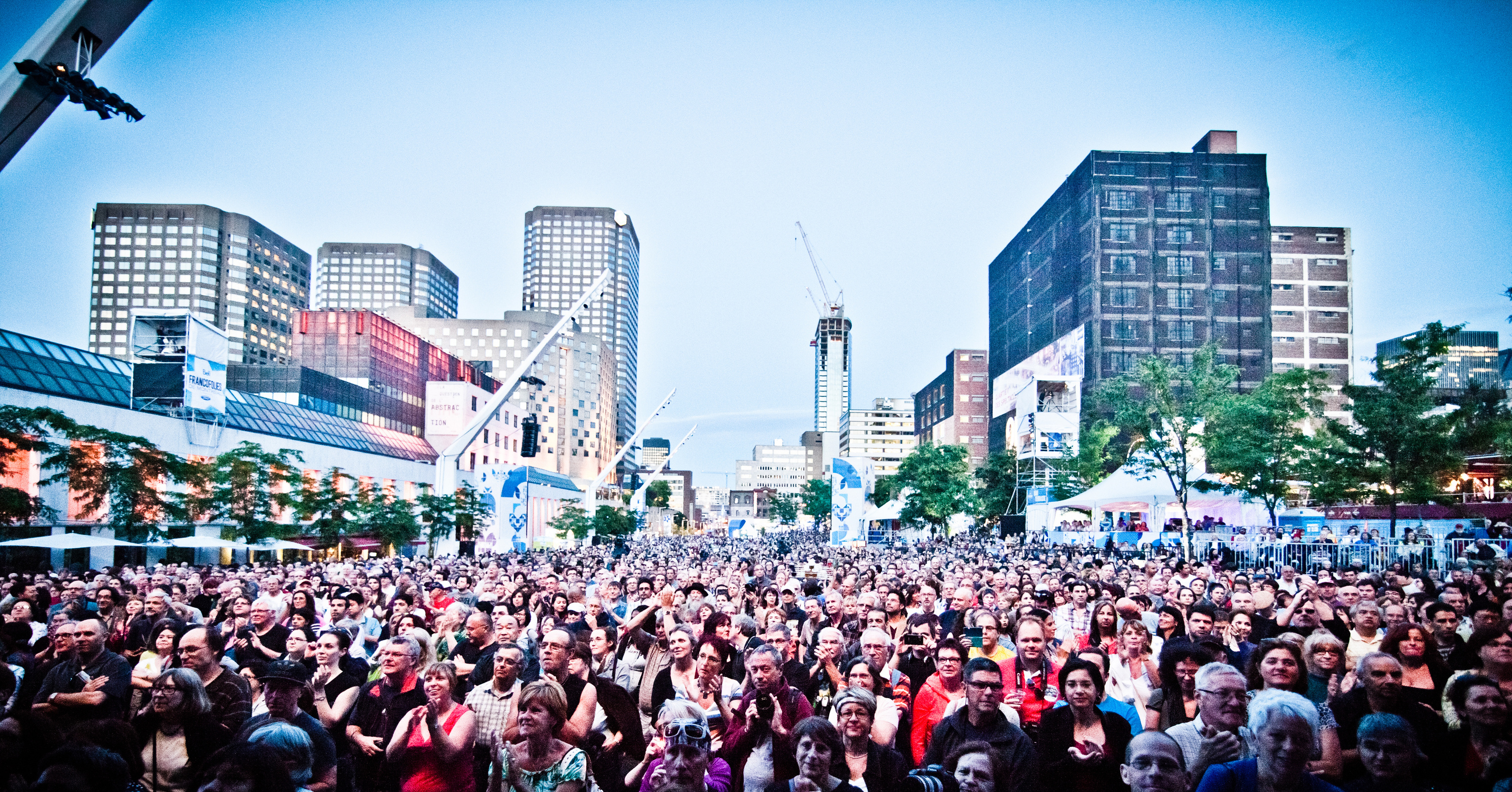 The best events and festivals in Montreal